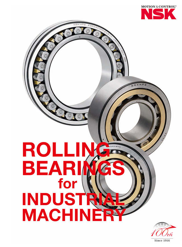 Bearings | Catalogs and CAD drawings | Services | NSK Global